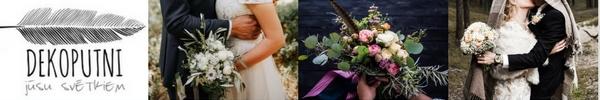 Dekoputni | Ziedu kompozīcijas | Kāzu ziedi | Kāzu dekorēšana