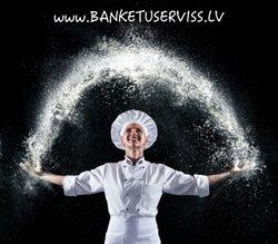 BANKETU SERVISS
