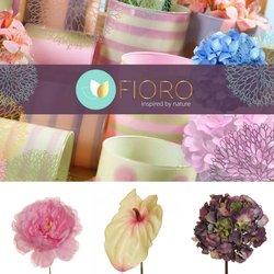 FIORO - dabas iedvesmoti kāzu ziedi!