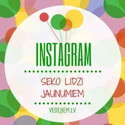 Vedejiem.lv instagram
