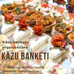 Kāzu banketa organizēšana | Kāzu banekti | Kāzu bankets | Banketu serviss | Kāzu galds