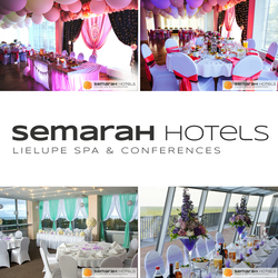 SemaraH Hotels savieno sirdis!