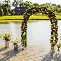 Laulību reģistrācijas vieta Ānes muižā