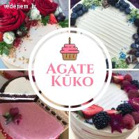 Agate Kūko | Kāzu kūkas Madonā