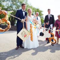 Ceptuves Lāči - kāzu programma jaunlaulātajiem