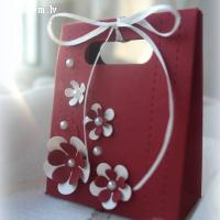 Dāvanu kastīte kāzu viesim