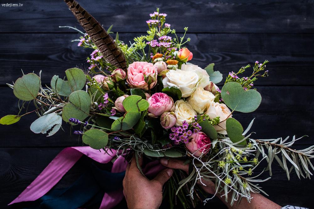 Kāzu dekorēšana | Dekoputni | Skaisti kāzu ziedi | Dekori