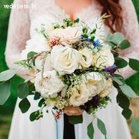 Do.MORE DECO - ziedu burvība Tavām kāzām!