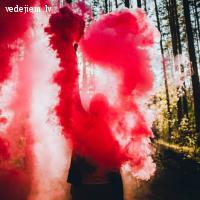 Dūmu sveces kāzās | Krāsainās dumū sveces | Militaryshop.lv