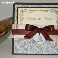 Eleganti kāzu ielūgumi | Galda kartes | Apsveikumu kartiņas
