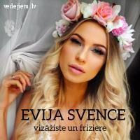 Evija Svence - profesionāla vizāžiste un friziere