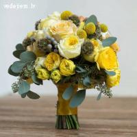 Kāzu floriste Kristīne Hāze - Ziedu salons Paradīzes Graudi
