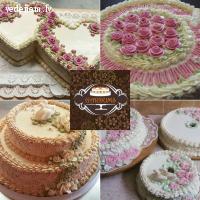 Gardums - kāzu kūkas