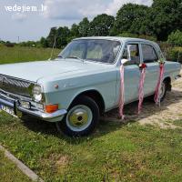 """GAZ-24, 1983 jeb """"jaunā"""" Volga"""