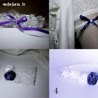 Līgavas kāju lente