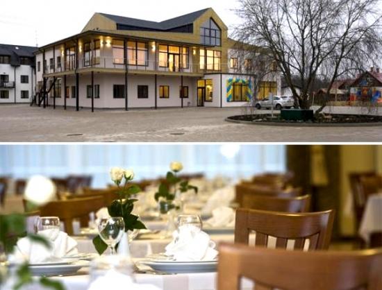 Kāzu svinību vieta pie jūras Engures novadā | Hotel Spa Arkadia