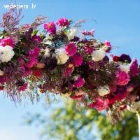 Kāzu dekorēšana | I Do beautiful | Par skaistiem svētkiem