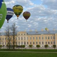 Ideāla kāzu dāvana – lidojums gaisa balonu
