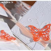 Ideju Dizains | Jūsu kāzu vizītkarte | Skaistā kāzu ielūgumā