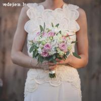 Ziedu salons Vētras | Kāzu ziedi  Valmierā