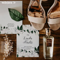 Anna Kande | Kāzu poligrāfija | Kāzu ielūgumi | Kāzu Dizains