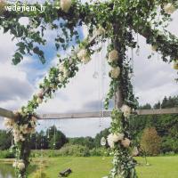 Kotton - kāzu floristikas un dekorēšanas pakalpojumi