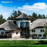 Lieliskas kāzu svinības priežu meža ielokā | Port Hotel