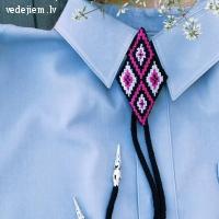 Izšūti līgavaiņa aksesuāri | Lielisks kaklasaites aizvietotājs |  MadarasHandmades