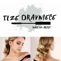 Ilze Dravniece - kāzu make-up un frizūras