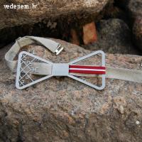 Metāla tauriņi | Tauriņš līgavainim no metāla
