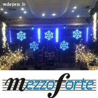 Mezzoforte - tehniskais aprīkojums un mūzika pasākumos