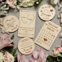Kāzu viesu dāvanas | Pateicības magnētiņi īpašām atmiņām