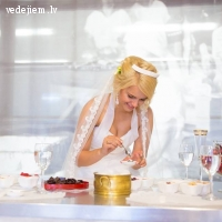 Saldākā kāzu programma | Laimas šokolādes muzejā