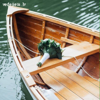 Skaista laiva Jūsu pasākumiem - kāzas, ballītes, fotosesijas
