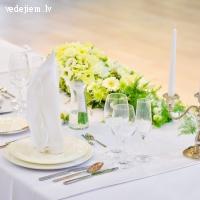 Svētki Jums - īpašais piedāvājums kāzu galdam