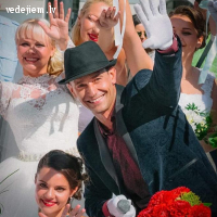 VadimMaster | Oriģināls vakara vadītājs | Mākslinieks kāzās