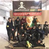 Vecpuišu ballīte ar Airsoft Rīga | Komandas spēle Vecpuišiem