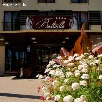 Hotel Baltvilla - skaistas svinības Baltzezera krastā