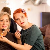 Vizāžiste, Makeup artist Jana Kozlova