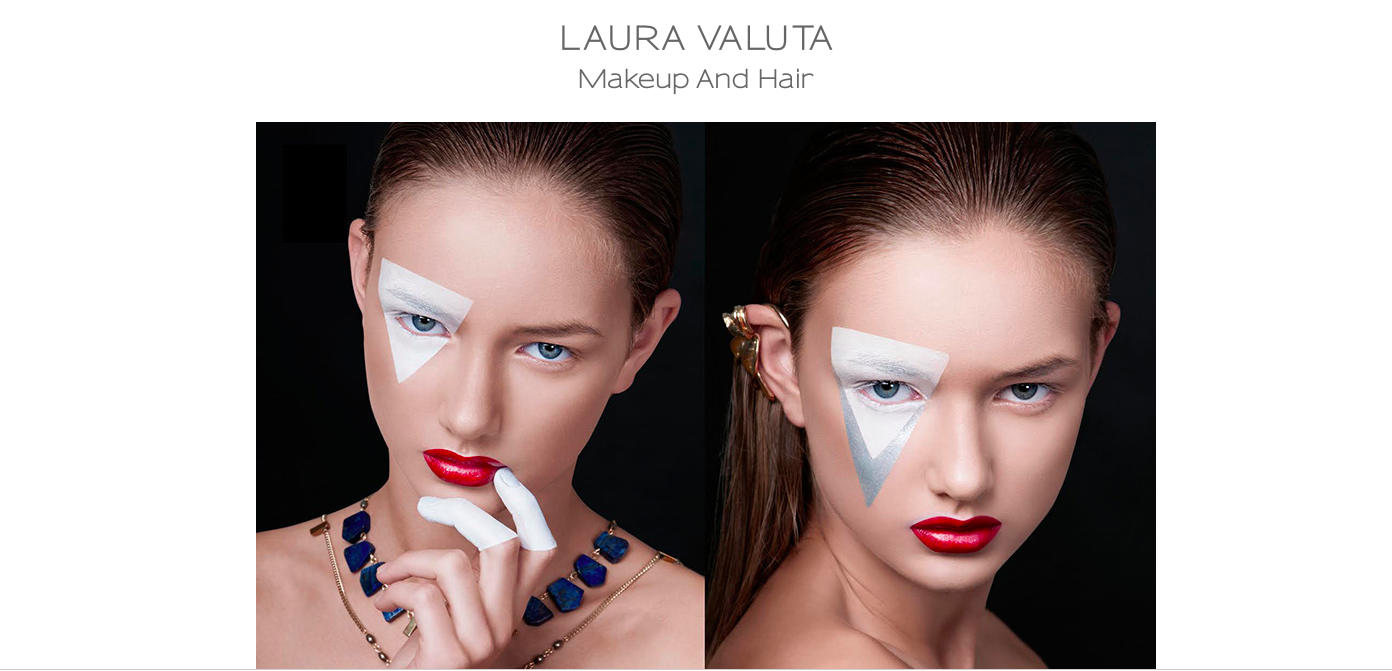 Laura Valuta - makeup and hair