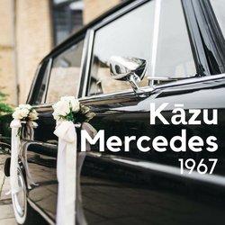 Auto Retro Mercedes Benz | Auto Retro | Kāzu auto | Kāzu transports | Elegants kāzu auto | Meins retro auto