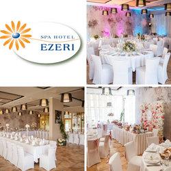 SPA Hotel Ezeri | Svinību vietas | Ceremoniju vieta | Mīlestības dārzs | Svinības brīvā dabā | Kāzas viesnīcā | Kāzas SPA