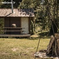 Romantiska kāzu svinību vieta | Atpūtas vieta IEVAS