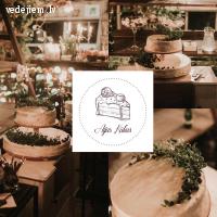 Aijas kūkas | Kāzu kūkas Pārgaujas novadā