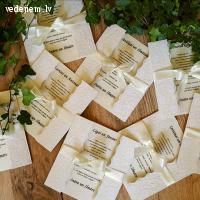AKKA Art - kāzu ielūgumu izveide