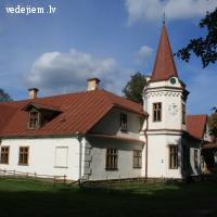 Arendoles muiža – svinību vieta Latgales laukos
