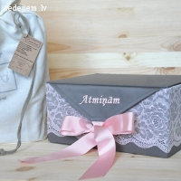 Labākās dāvanas atmiņām | Arom Boxi |  Personalizētas atmiņu kastes