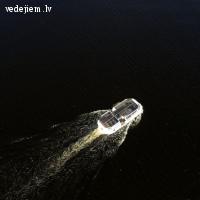 Atpūtas kuģītis ELIZABETE | RIVER CRUISES LATVIA