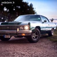 Chevrolet Impala | Amerikas muskuļauto dzīves pacilājošākajam notikumam