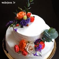 Daces kūkas - Jūsu kāzām | Kāzu kūkas Ozolniekos